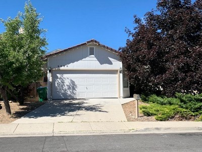 Single Family Home Active/Pending-Loan: 6880 Flower Street