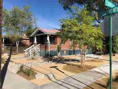 Washoe County Multi Family Home For Sale: 609 W 11th