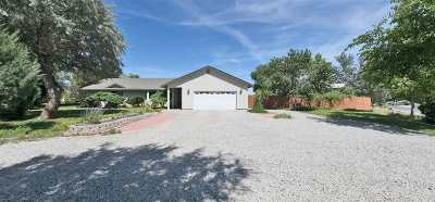 Fallon Single Family Home Active/Pending-House: 1025 Golden Park Way