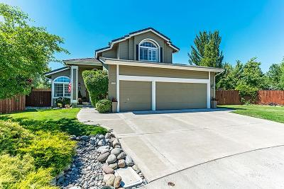 Reno Single Family Home Active/Pending-House: 225 Brooktrail
