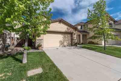 Sparks Single Family Home Price Reduced: 6716 Altesino Dr