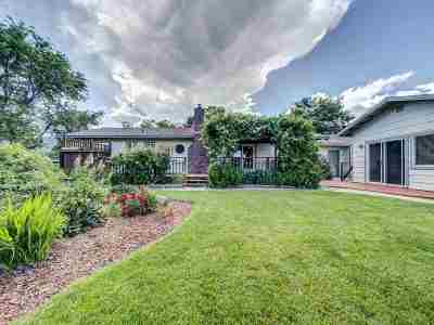 Reno Single Family Home For Sale: 15400 Willowbrook Dr