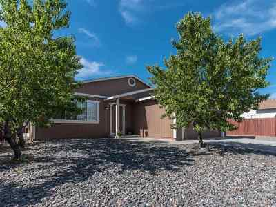 Washoe County Single Family Home Active/Pending-Call: 6330 E. Chinook Ct.
