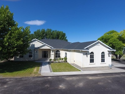 Winnemucca Single Family Home For Sale: 6030 Water Canyon Rd.