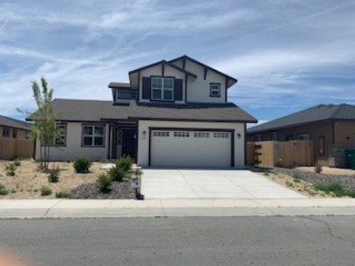 Fernley Single Family Home For Sale: 1634 Burger Road