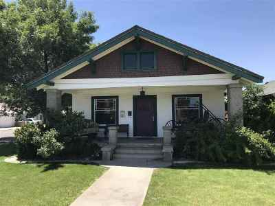 Yerington NV Single Family Home For Sale: $269,000