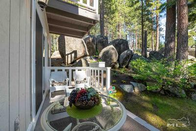 Tahoe City, Stateline, Zephyr Cove Single Family Home For Sale: 15 Graystone Way