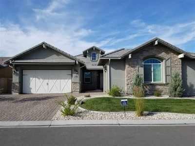 Reno Single Family Home Price Reduced: 9828 Dyevera Lane