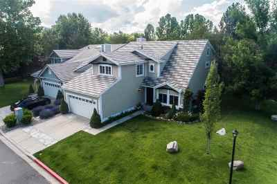 Reno Single Family Home For Sale: 849 Lighthouse Ct.