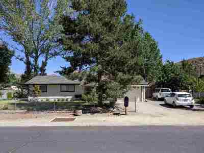 Reno Single Family Home Active/Pending-Loan: 9290 Fremont