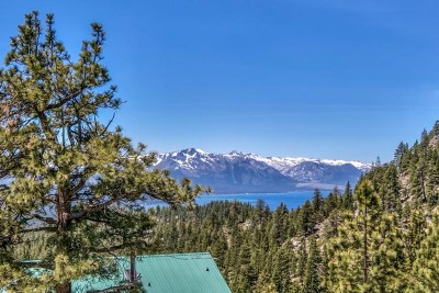 Tahoe City, Stateline, Zephyr Cove Single Family Home For Sale: 115 Drew Ct