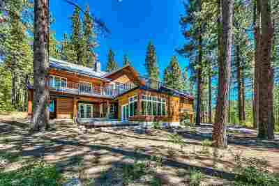 Single Family Home For Sale: 2200 Lands End