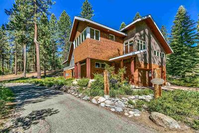 Stateline, Glenbrook, Zephyr Cove, Crystal Bay, Incline Village Single Family Home For Sale: 2200-2 Lands End