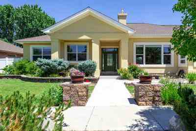 Minden Single Family Home Active/Pending-Loan: 1541 Deseret Drive
