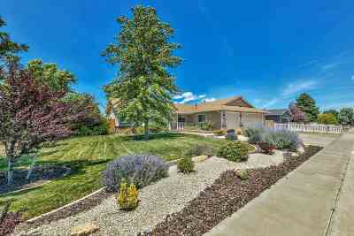 Gardnerville Single Family Home Price Reduced: 1446 Patricia
