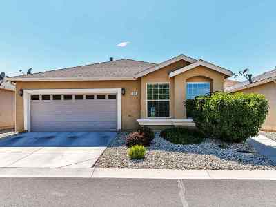Carson City Single Family Home For Sale: 1109 Drake Way