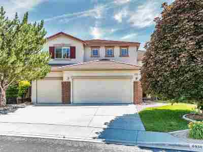 Reno Single Family Home For Sale: 4930 Deer Pass Drive