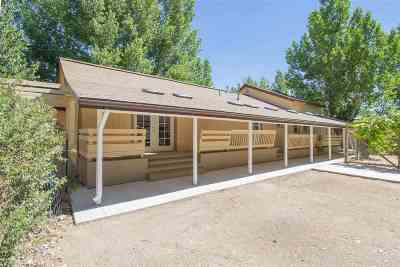 Stagecoach Single Family Home For Sale: 8855 Rancho Ave