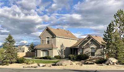 Reno Single Family Home For Sale: 3388 Forest View Ln
