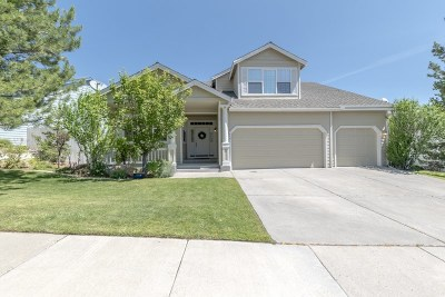 Reno Single Family Home For Sale: 4591 Village Green Pkwy