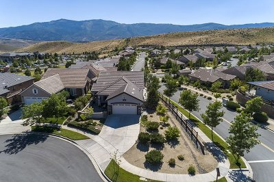 Reno Single Family Home For Sale: 1695 Autumn Valley Ct.