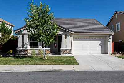 Sparks Single Family Home Active/Pending-Loan: 2421 Emblem Street