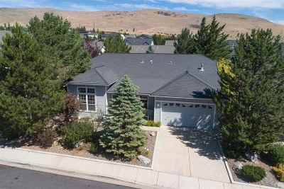 Reno Single Family Home For Sale: 3241 Sky Country