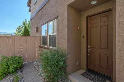 Reno Condo/Townhouse For Sale: 1775 Wind Ranch Rd A #A