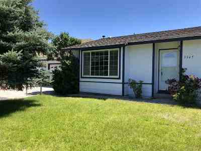 Reno Single Family Home For Sale: 3365 Becard