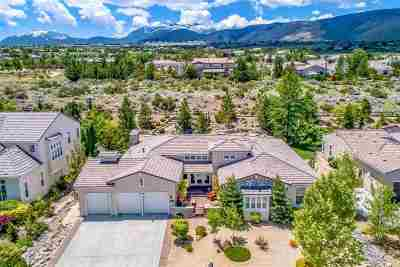 Reno Single Family Home For Sale: 2975 Stonebridge Trl