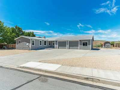 Reno Manufactured Home For Sale: 1485 Kate Ln