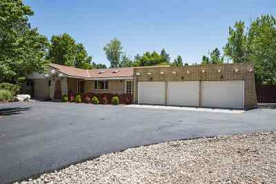 Reno Single Family Home For Sale: 4230 Juniper Creek