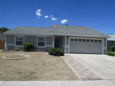 Dayton Single Family Home Active/Pending-Loan: 212 Corral Dr.