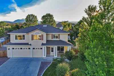 Single Family Home For Sale: 405 Solitude Court