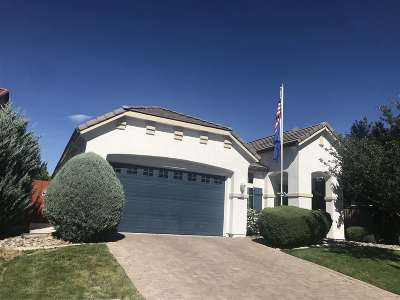Reno Single Family Home For Sale: 11230 Parma