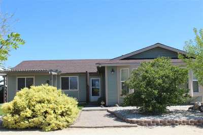 Reno Single Family Home For Sale: 11513 Heartpine Drive