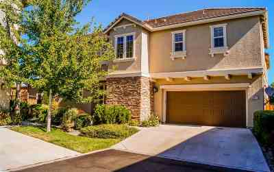Sparks Single Family Home For Sale: 6913 Sacred Circle