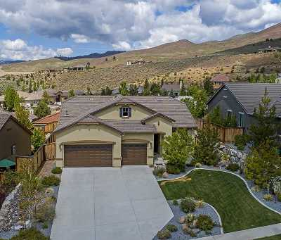 Reno Single Family Home For Sale: 2325 Maple Leaf Trail