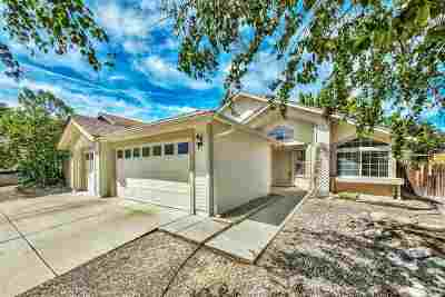 Reno Single Family Home Active/Pending-Call: 1840 Lakeland Hills Dr.