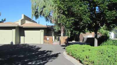 Reno Condo/Townhouse For Sale: 3470 Bowie Road