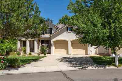 Reno Single Family Home For Sale: 1150 Crystal Springs Court