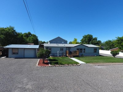 Winnemucca Manufactured Home For Sale: 4400 Sunny Dr