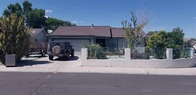 Fernley Single Family Home New: 948 Atrium Rd
