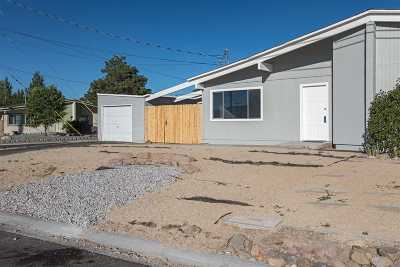 Reno Single Family Home Active/Pending-Call: 13492 Mount Hood St