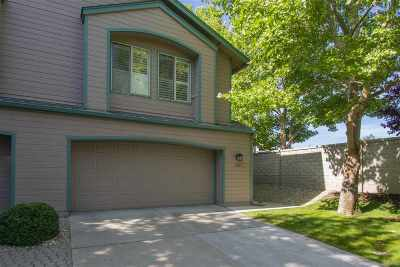Carson City Condo/Townhouse Active/Pending-House: 1705 Darin