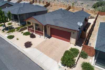 Reno Single Family Home For Sale: 335 Orrcrest Drive