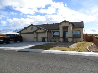 Winnemucca Single Family Home For Sale: 5546 Offenhauser Drive