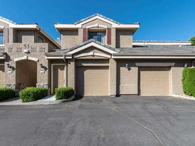 Reno Condo/Townhouse Active/Pending-House: 900 South Meadows Parkway #5123