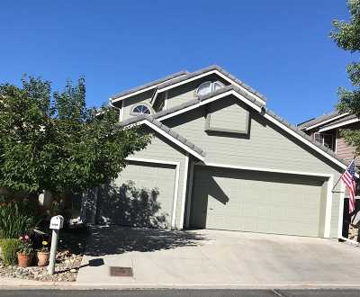 Washoe County Single Family Home New: 3126 Alpine Creek Rd