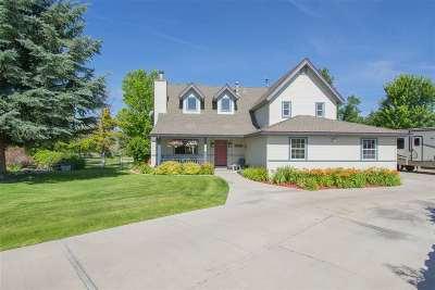 Gardnerville Single Family Home Price Reduced: 1070 Cortez Lane